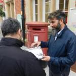 Vote for Democracy – Vote for Saghir
