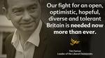 Liberal Democrats and the future.